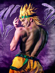 DIO - Signature Pose HD by Leon Chiro