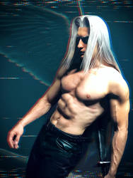 SEPHIROTH, the Chosen One - Cosplay by Leon Chiro
