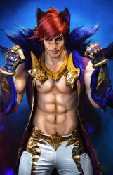 Sett - The BOSS - League of Legends Cosplay