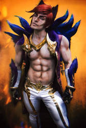 Sett - The BOSS - League of Legends Cosplay #2