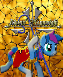 Advent Playwright's Pony Kombat New Blood ID by Count-Author