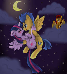 Fly Me To The Moon In My Dreams by Count-Author
