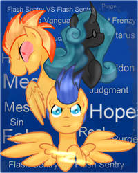 The Light Of Love In Dark Equestria by Count-Author
