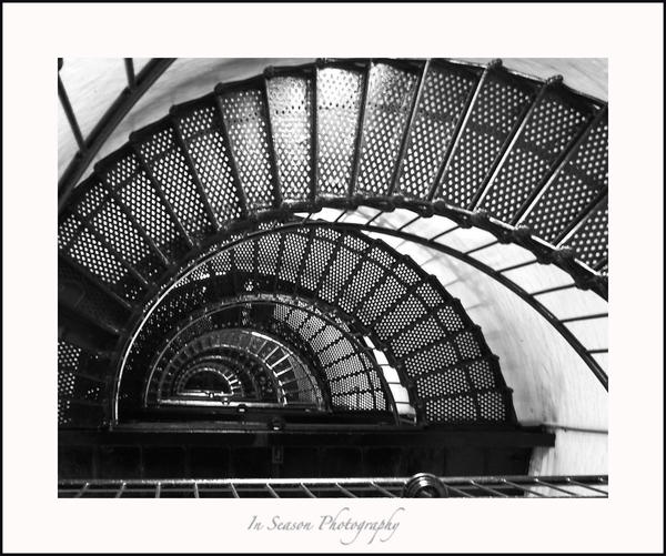 Body Lighthouse stairs by ConnieBearer