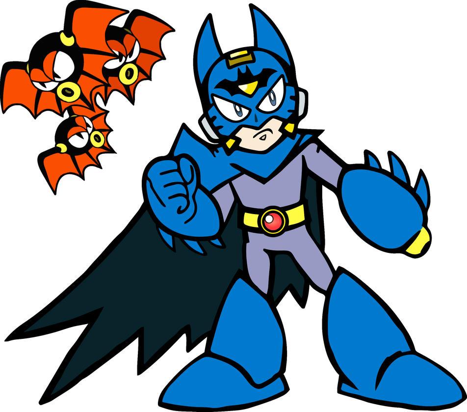 BatmanCapcom by EvilRilla