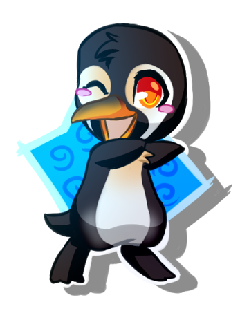 Transformice Penguin! by Ayraa