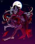 Bloodmancer - COMM chacaleit