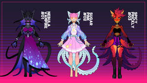 octo...cats??? - ADOPT AUCTION [CLOSED]
