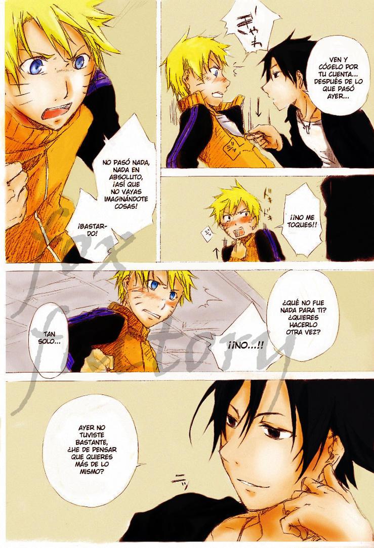 Naruto X Sasuko NARUTO AND SASUKE DOUJ...