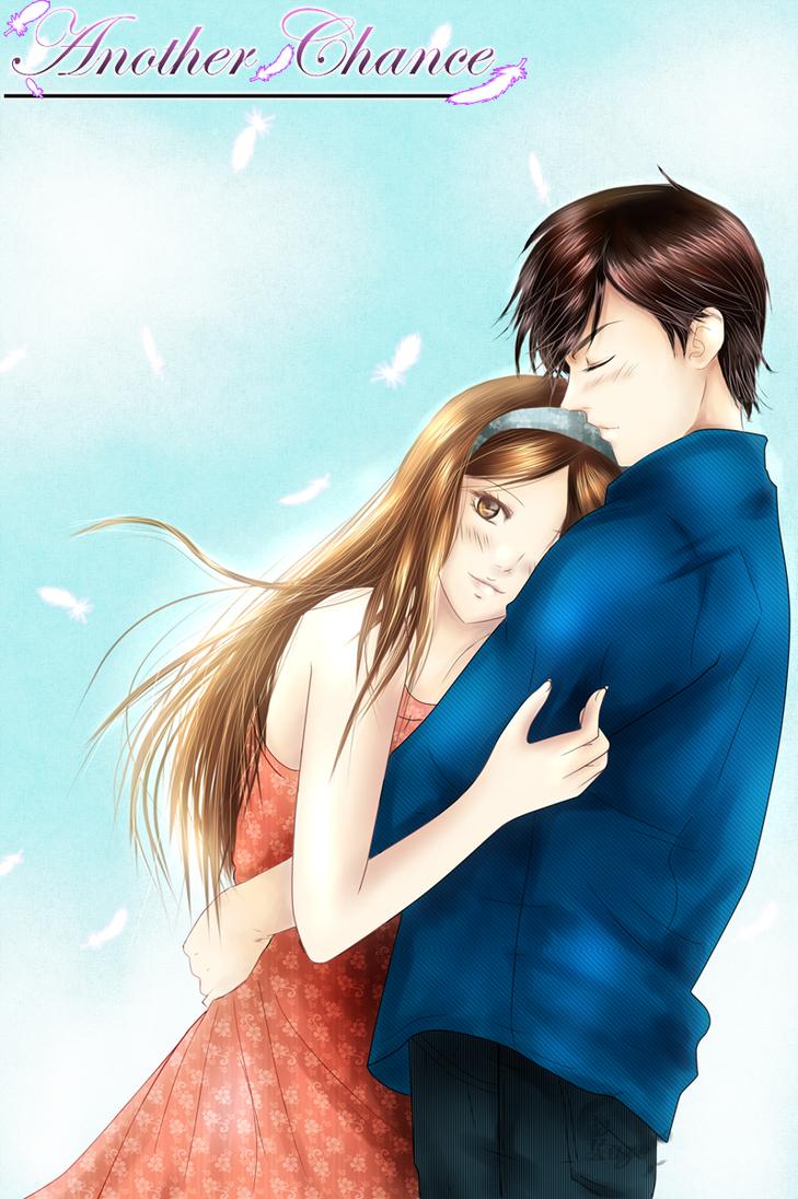 Another chance:  Sophia y Eidan by KazeGonzalez
