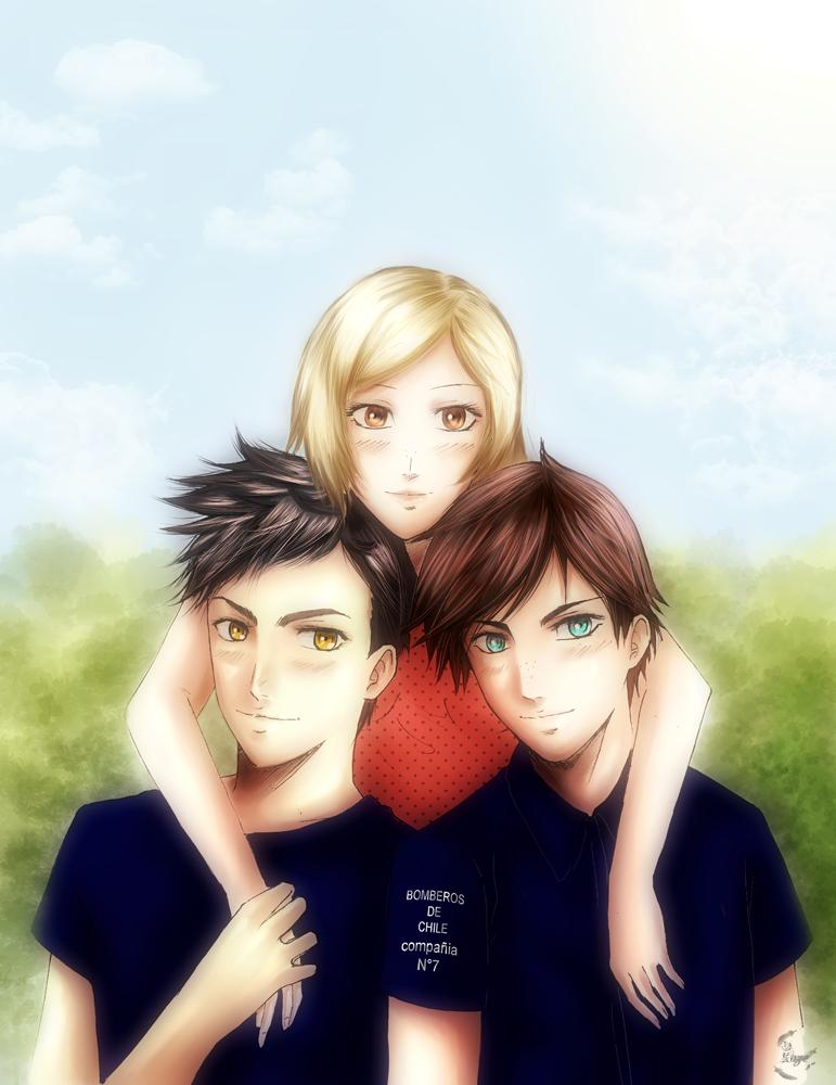Trio amiga