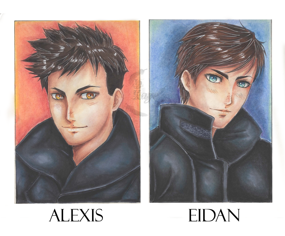 Version Web Eidan Y Alexis by KazeGonzalez
