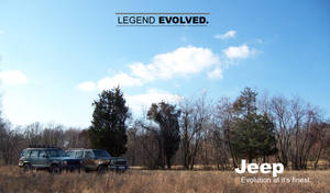 Jeep..Evolution at it's Finest