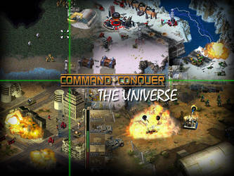 Command and Conquer Universe by WillehG24