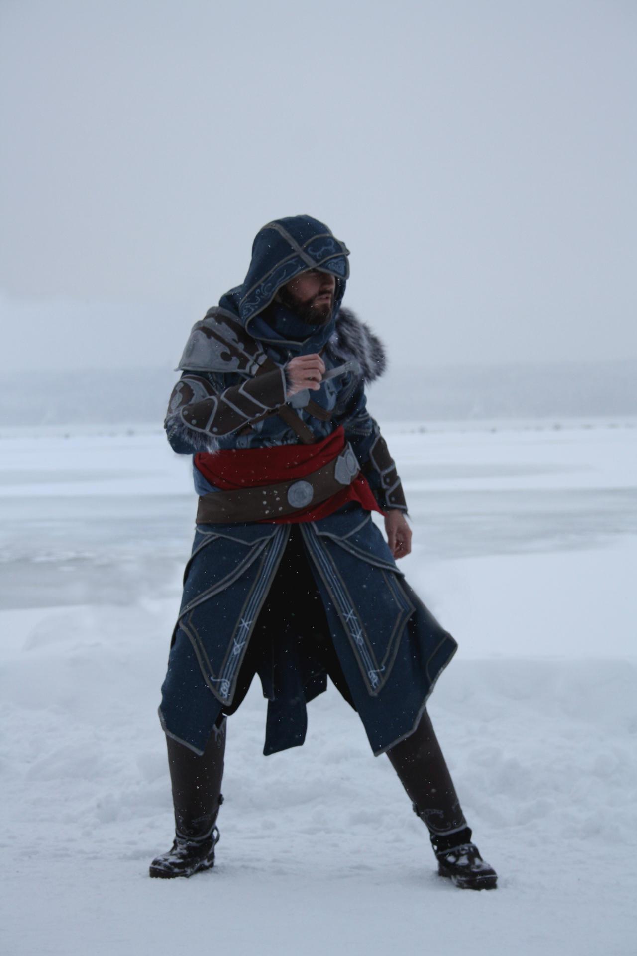 Assassin's Creed Revelatios Ezio by Jozo-Dono