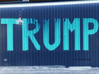 Trump Neon
