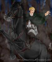 Dark Horse by Almerious