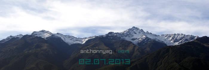 Picos La Concha y Bolivar 02.07.2013 by AnthonnyAG