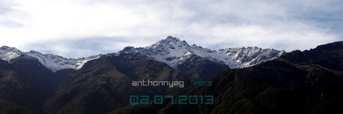 Pico Bolivar 02.07.2013 by AnthonnyAG