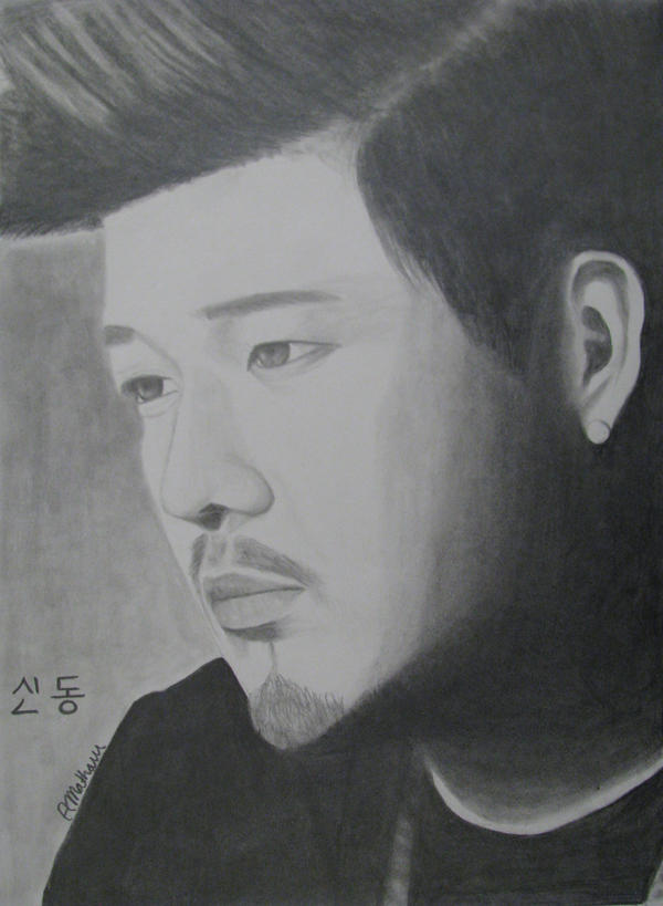 Shindong by iwonthelottery