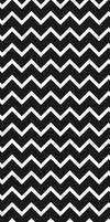 black and white chevron - custom box background