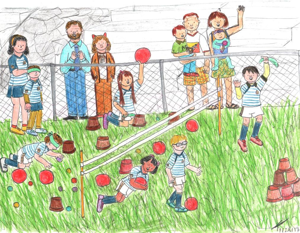 A training game by JamesPumita