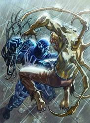 card 03 for upper deck Venom by marycry83