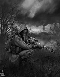 Sniper... by Bobrbor