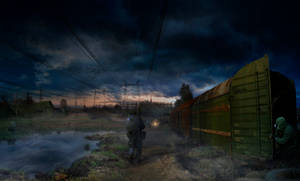 Evening ... by Bobrbor