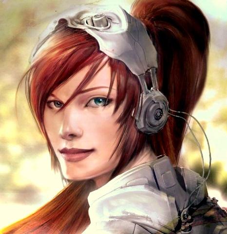 Starcraft 2 Sarah Kerrigan By Halo Again On Deviantart