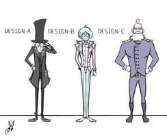 Random Character Concepts