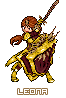 Sprite: Leona the Radiant Dawn by Erikumi