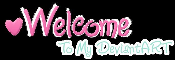 Welcome To My DeviantART by AnnetheWolf123