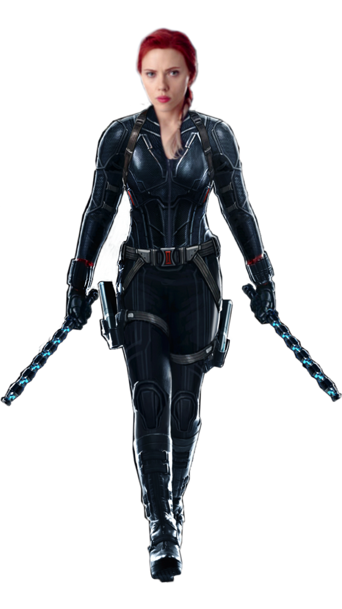 Black Widow Avengers Endgame By Gojinerd1999 On Deviantart