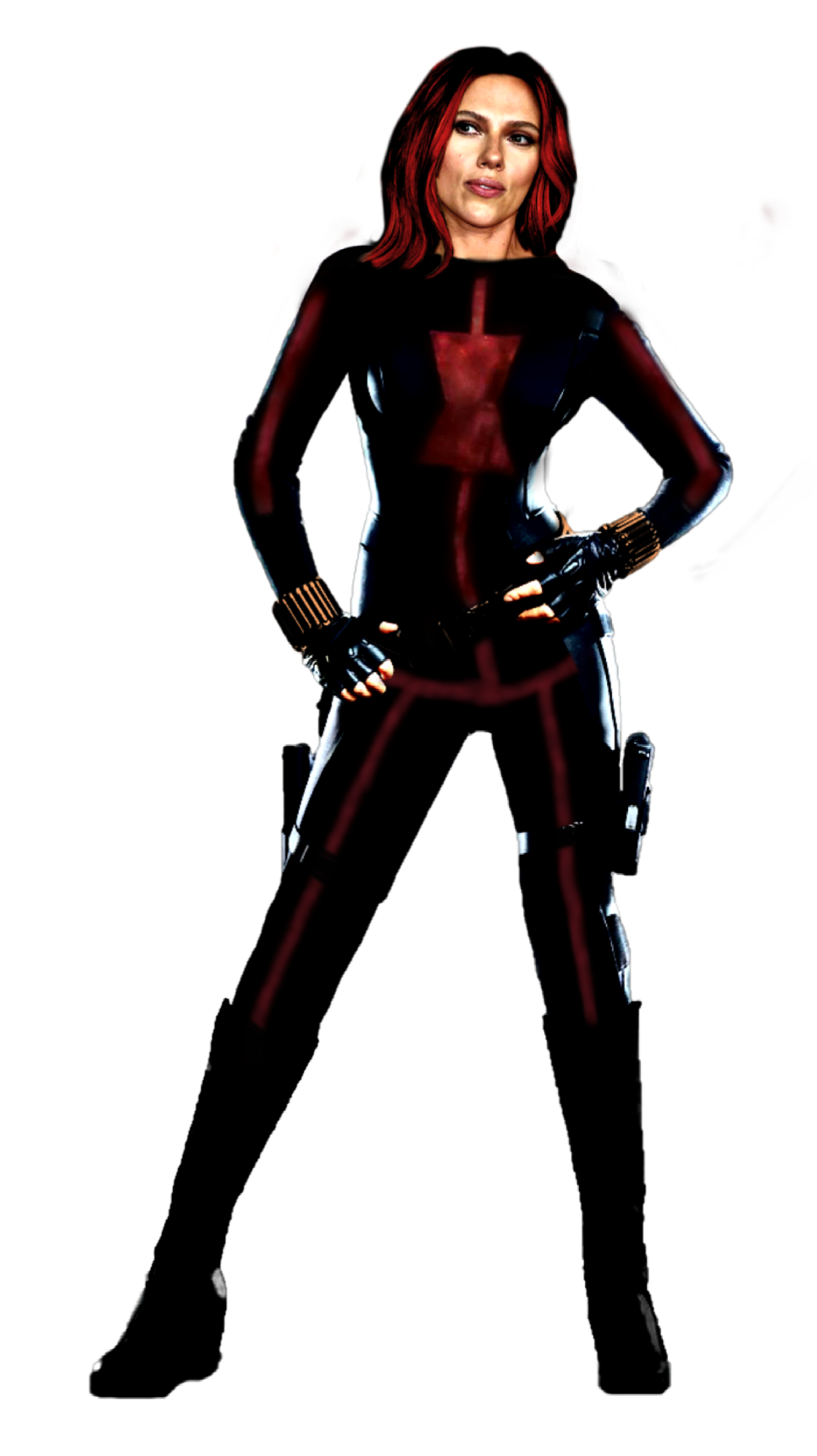 Black Widow Png 2020 Solo Movie Fan Made By Gojinerd1999