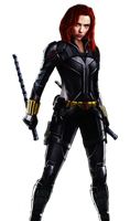 Black Widow (2020) - PNG