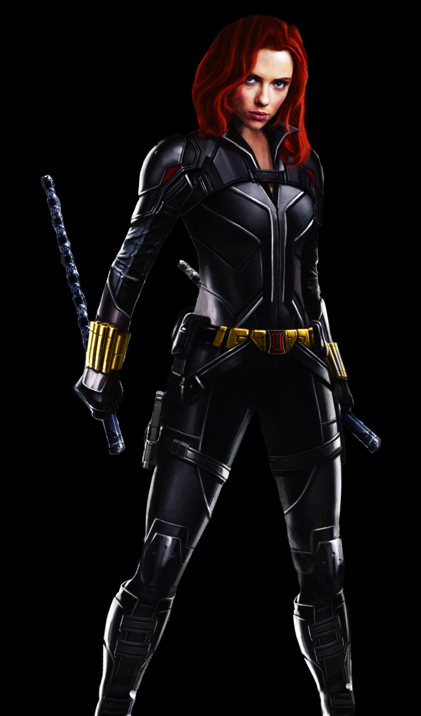 Black Widow (2020) - PNG by GojiNerd1999 on DeviantArt