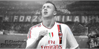 Compositions El_shaarawy_signature_by_chonfat-d4mp3mn