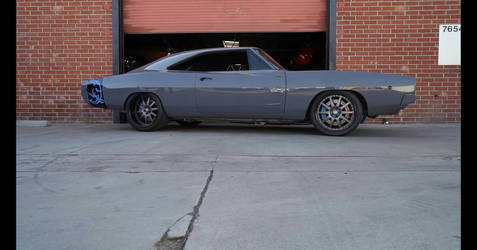 1968 Dodge Charger Hellephant
