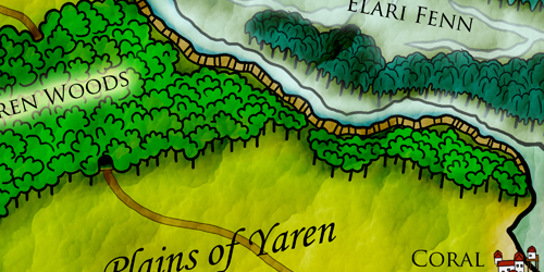 Plains Of Yaren sample by TalesOfLumin