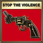 Stop The Violence - Gun
