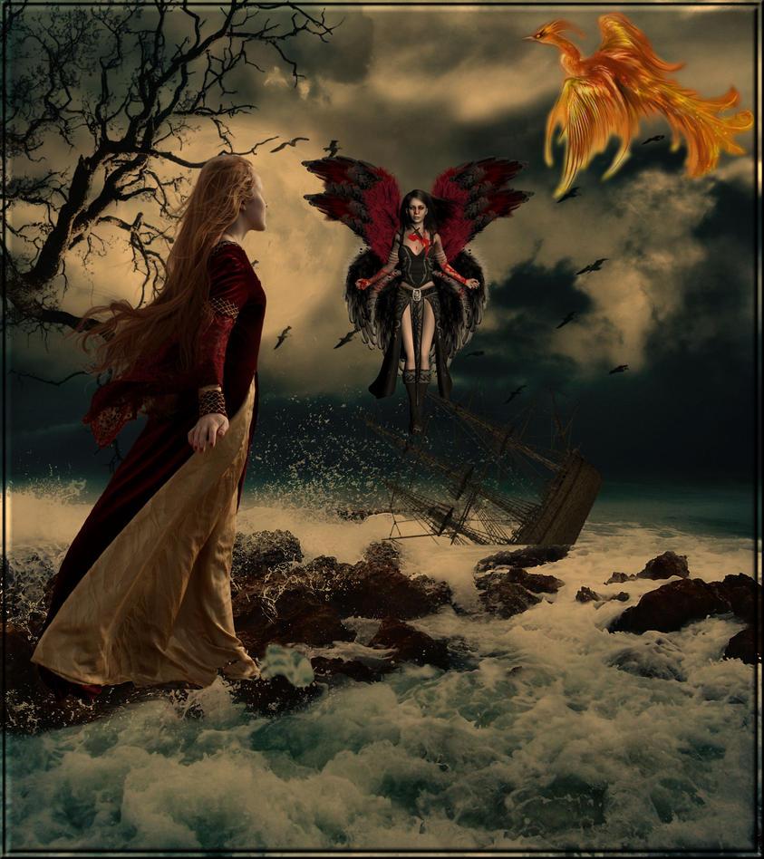 Stormbringer-Death Of Love By Obsidian-Siren On DeviantArt