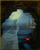 She Sings A Siren's Song by Obsidian-Siren
