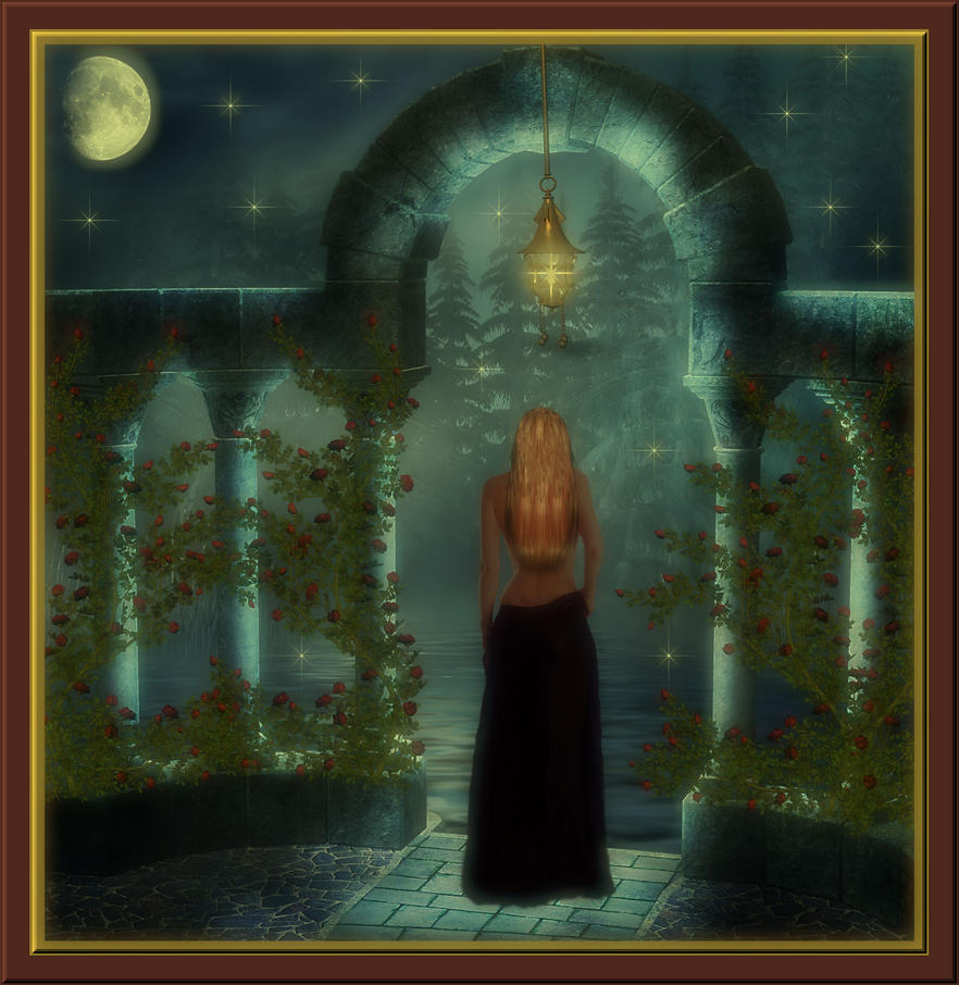 The Night Has Magic by Obsidian-Siren