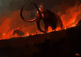 Prehistoric Champion 2 by DominikMayer