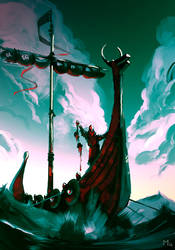 The vikings Blood by DominikMayer