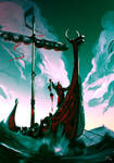 The vikings Blood