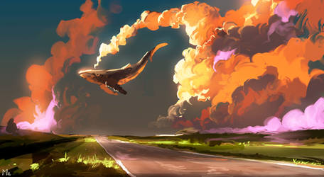 Cloud Machine by DominikMayer