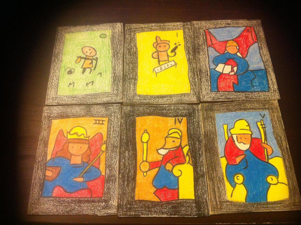 isaac cards