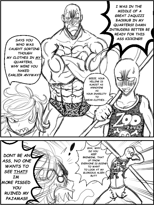 Gagaga Man Page 4 by cboy4001